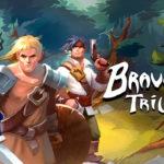 Braveland Trilogy Key Art