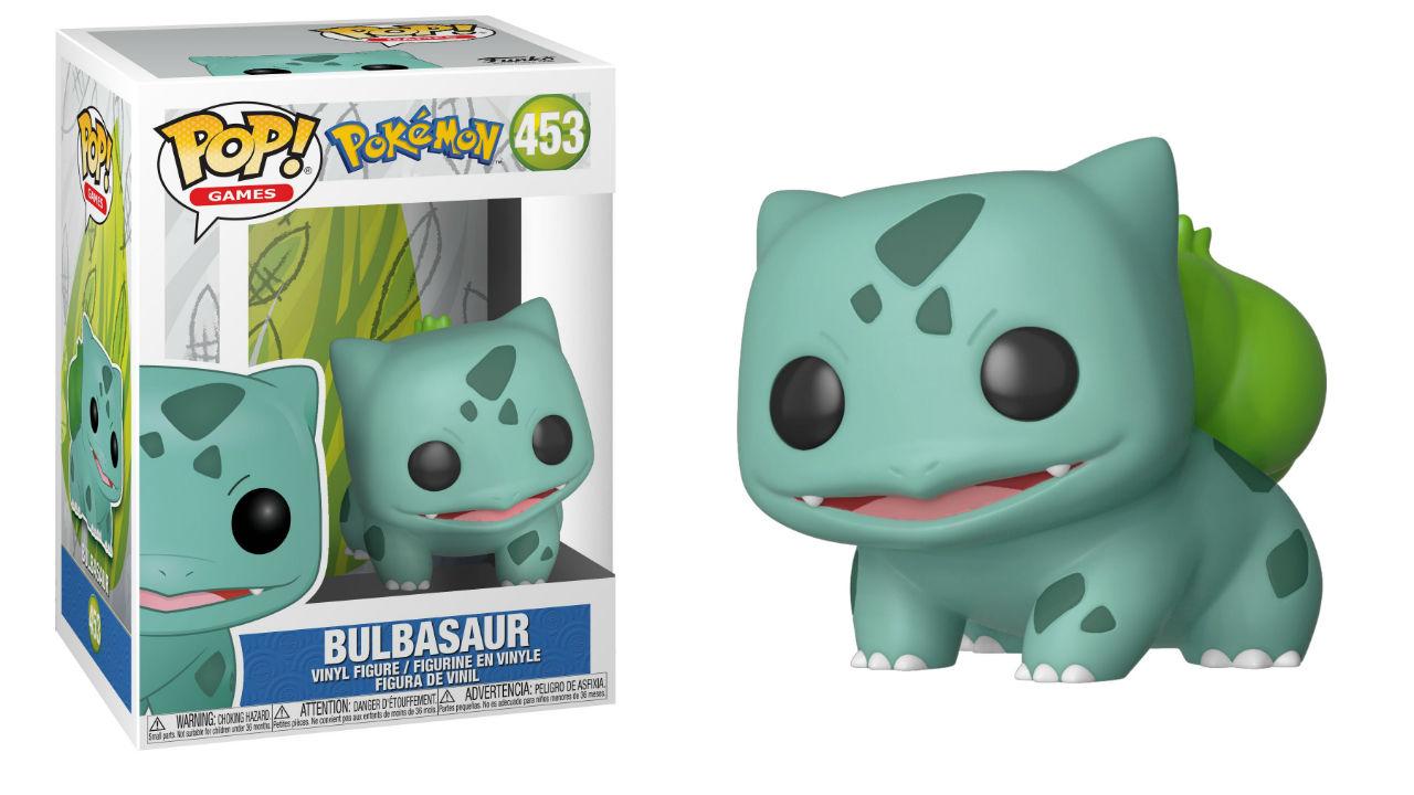 Bulbasaur Funko Pop! Figure Photo