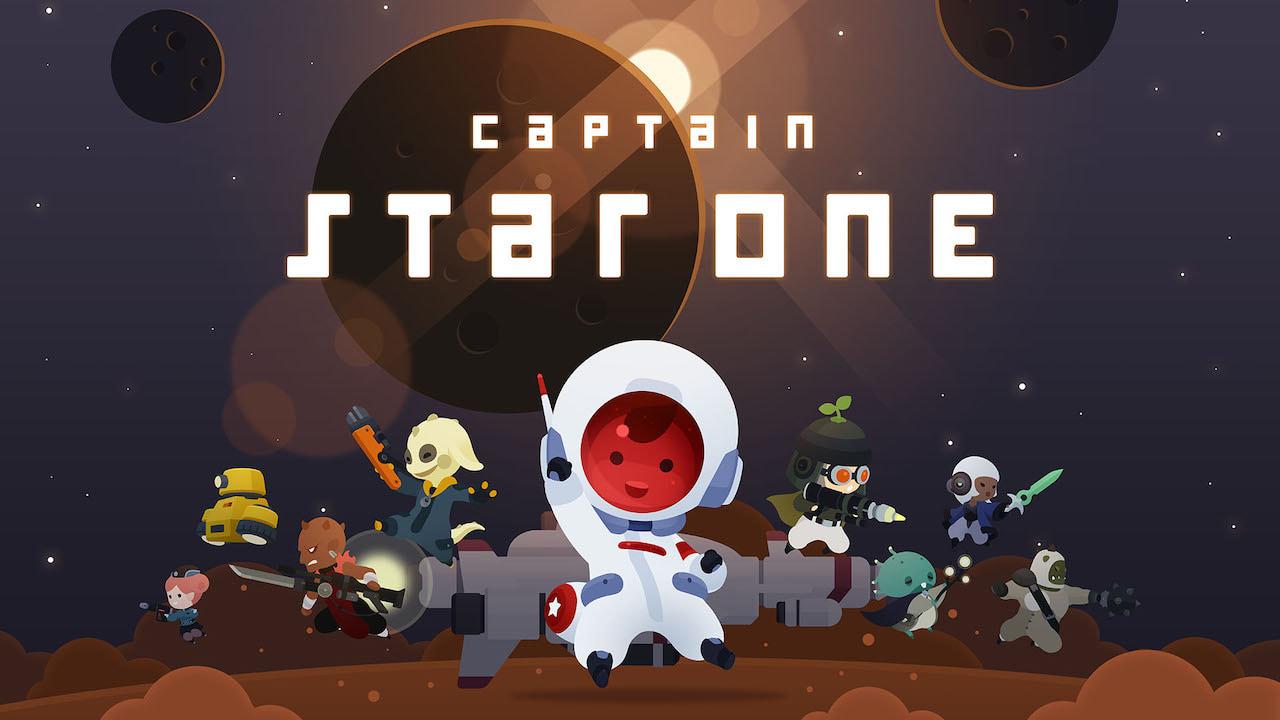 Captain StarONE Key Art