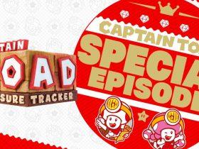 Captain Toad: Treasure Tracker Special Episode Logo