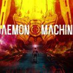 Daemon X Machina Key Art