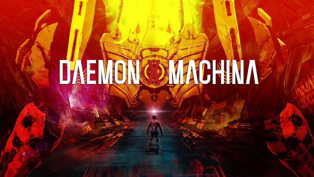 Daemon X Machina Key Art