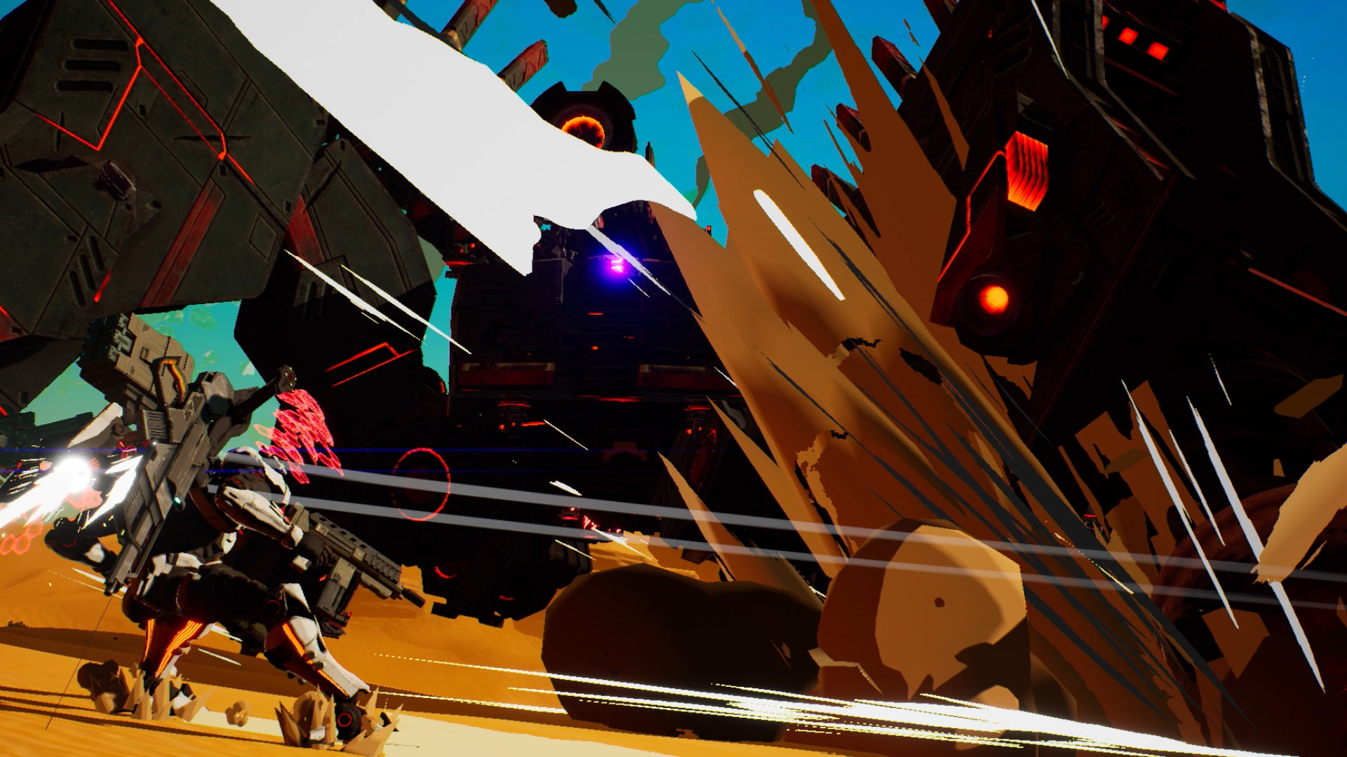 Daemon X Machina Screenshot 3