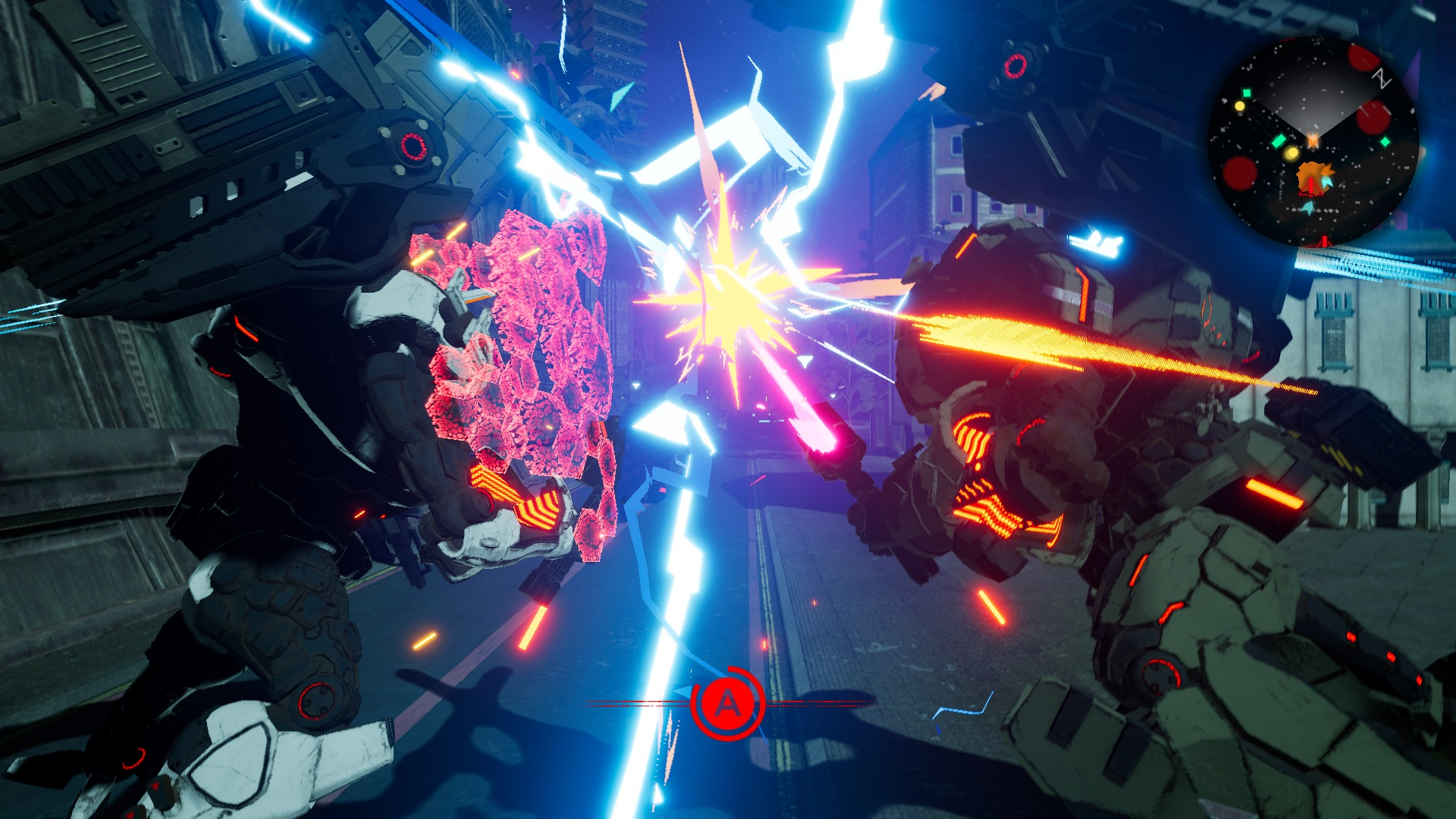 Daemon X Machina Screenshot 4