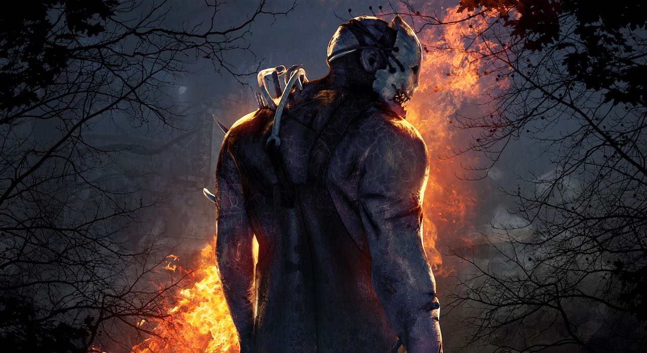 Dead By Daylight Key Art