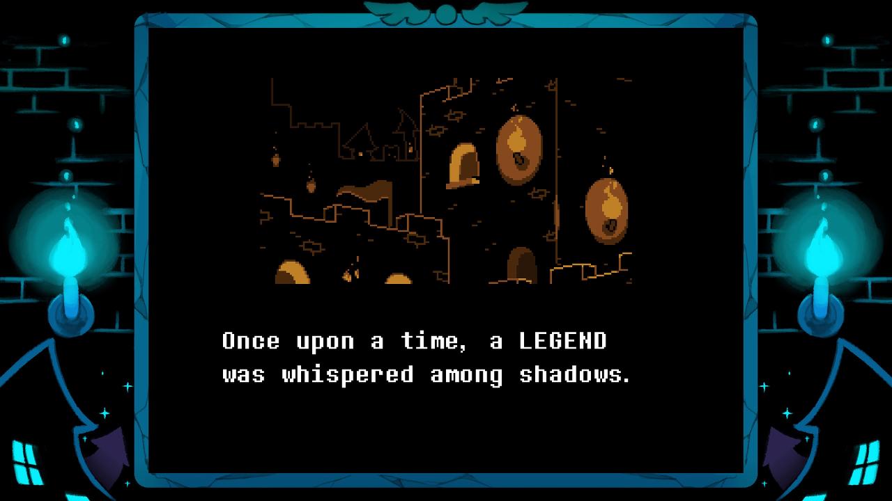 Deltarune: Chapter 1 Screenshot 1