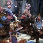 Final Fantasy XII The Zodiac Age Key Art