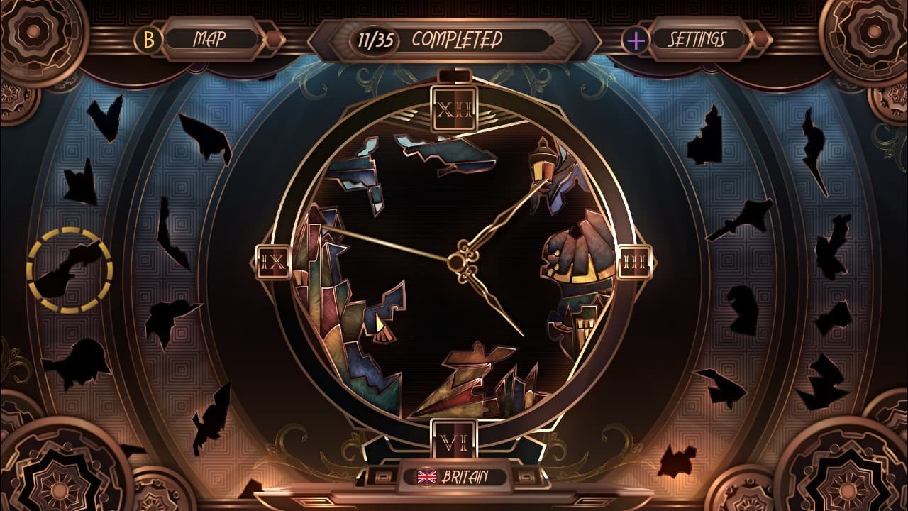 Glass Masquerade Screenshot