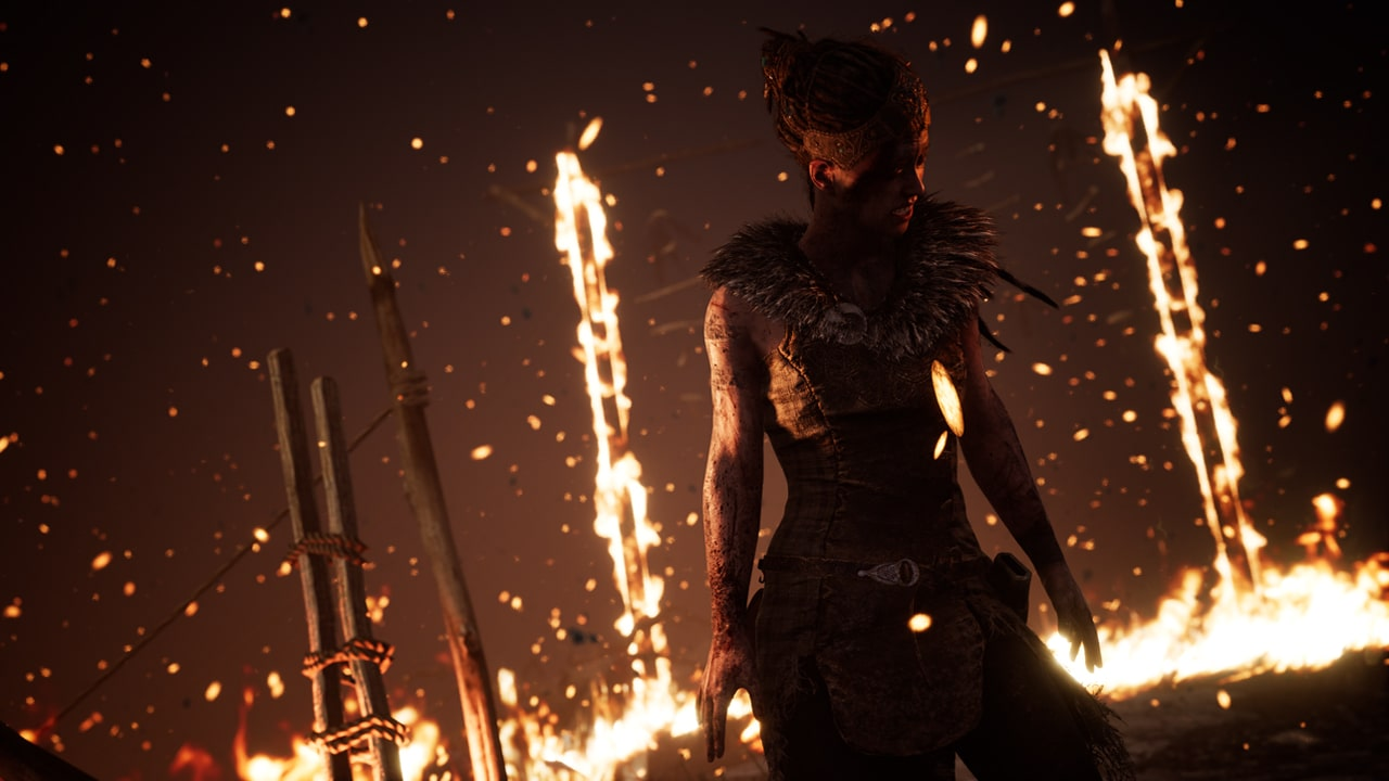 Hellblade: Senua's Sacrifice Switch Screenshot