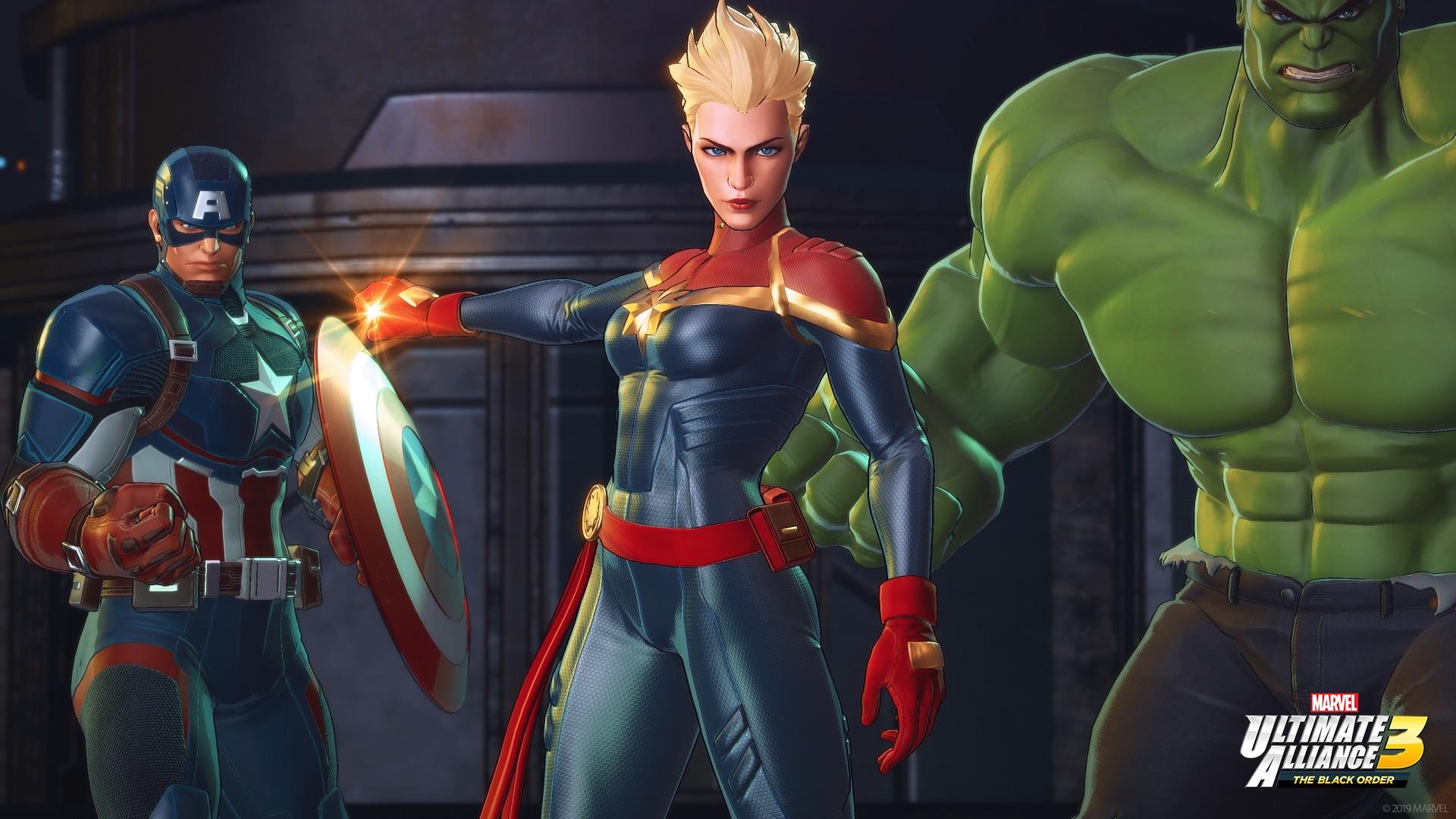 Marvel Ultimate Alliance 3: The Black Order Screenshot 1