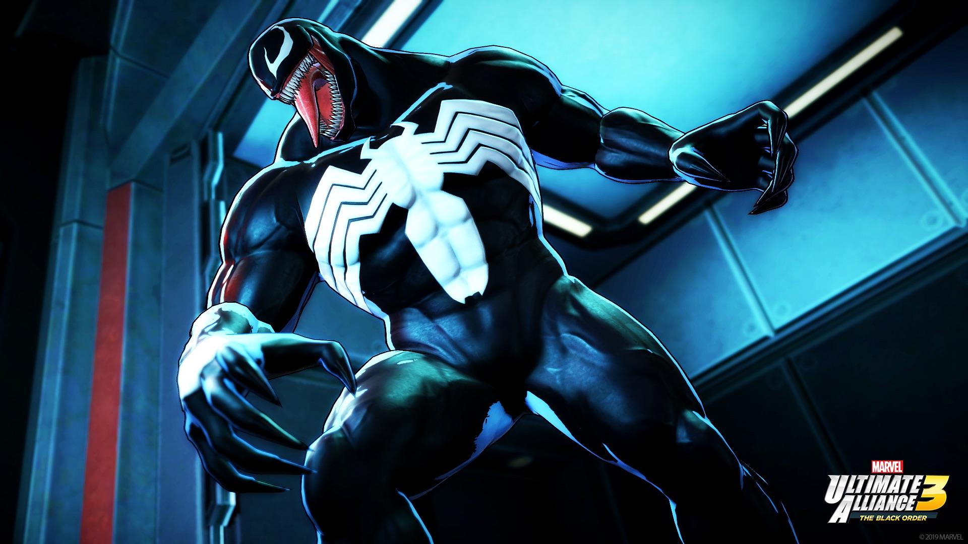 Marvel Ultimate Alliance 3: The Black Order Screenshot 3