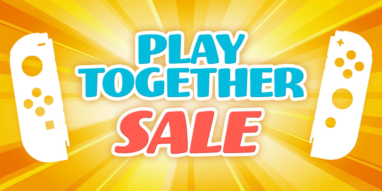 Nintendo eShop Play Together Sale Logo