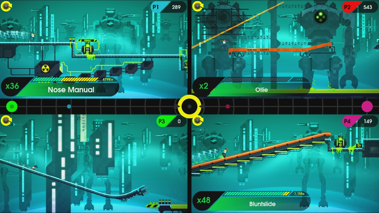 OlliOlli: Switch Stance Review Screenshot 2