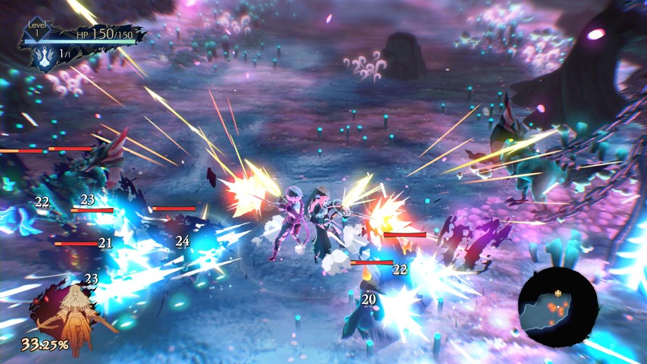 Oninaki Screenshot 4