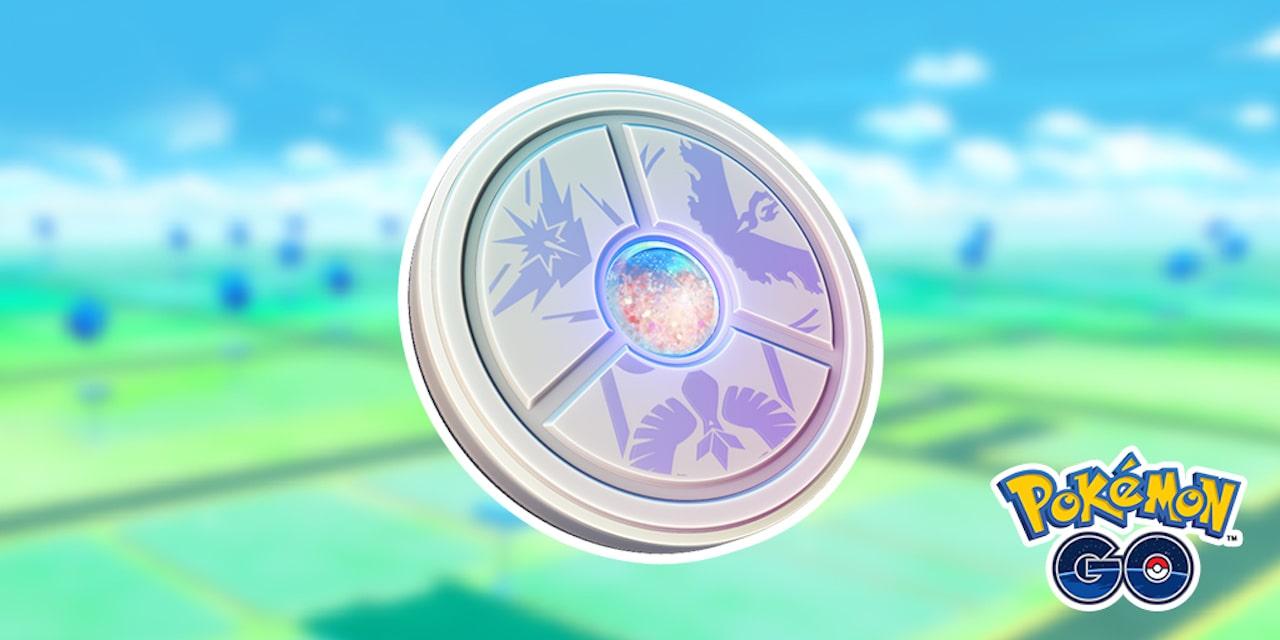 Pokémon GO Team Medallion Image