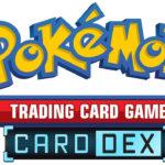 Pokémon TCG Card Dex Logo