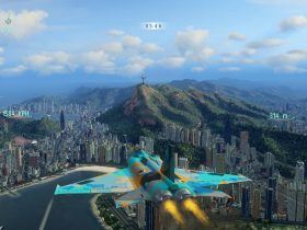 Sky Gamblers: Afterburner Screenshot