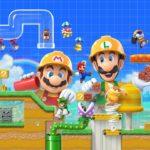 Super Mario Maker 2 Key Art