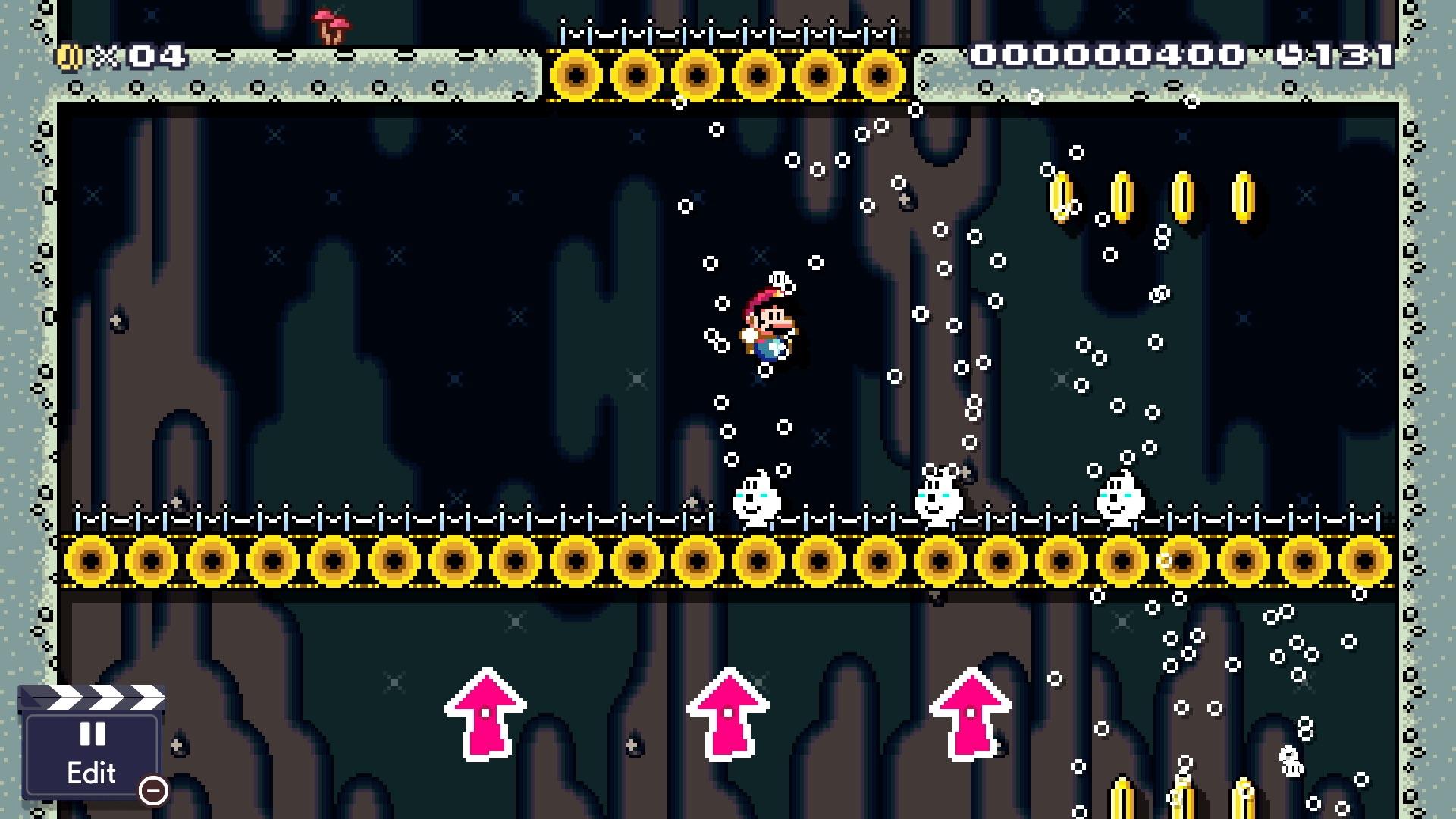 Super Mario Maker 2 Screenshot 4