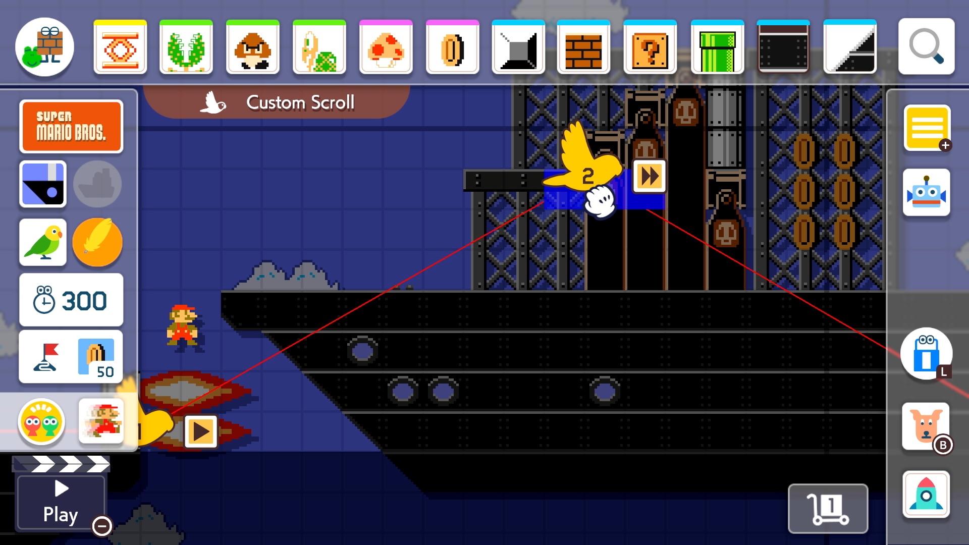 Super Mario Maker 2 Screenshot 8
