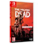 The Walking Dead: The Final Season Switch Box Art