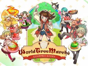 World Tree Marché Key Art