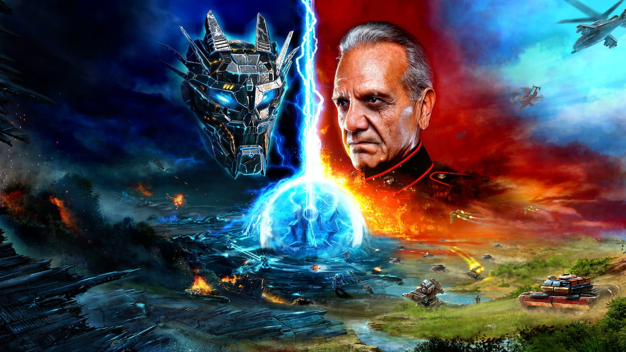 X-Morph Defense Key Art