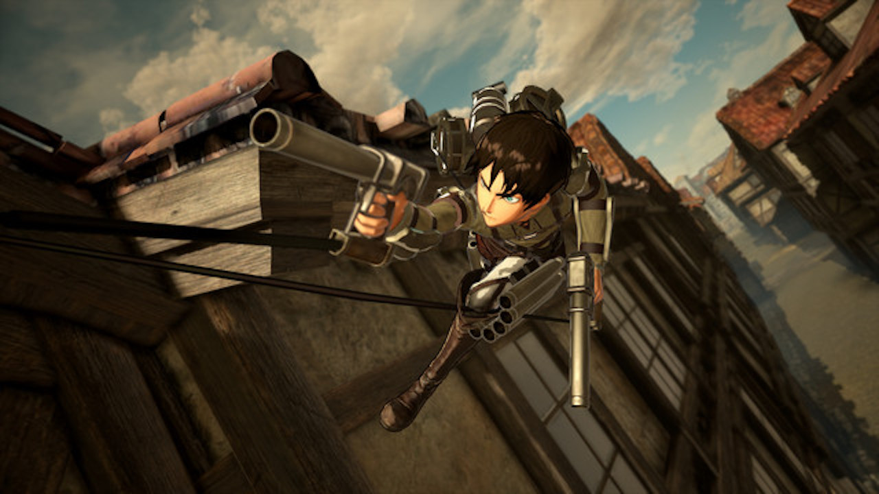 Attack On Titan 2: Final Battle Screenshot
