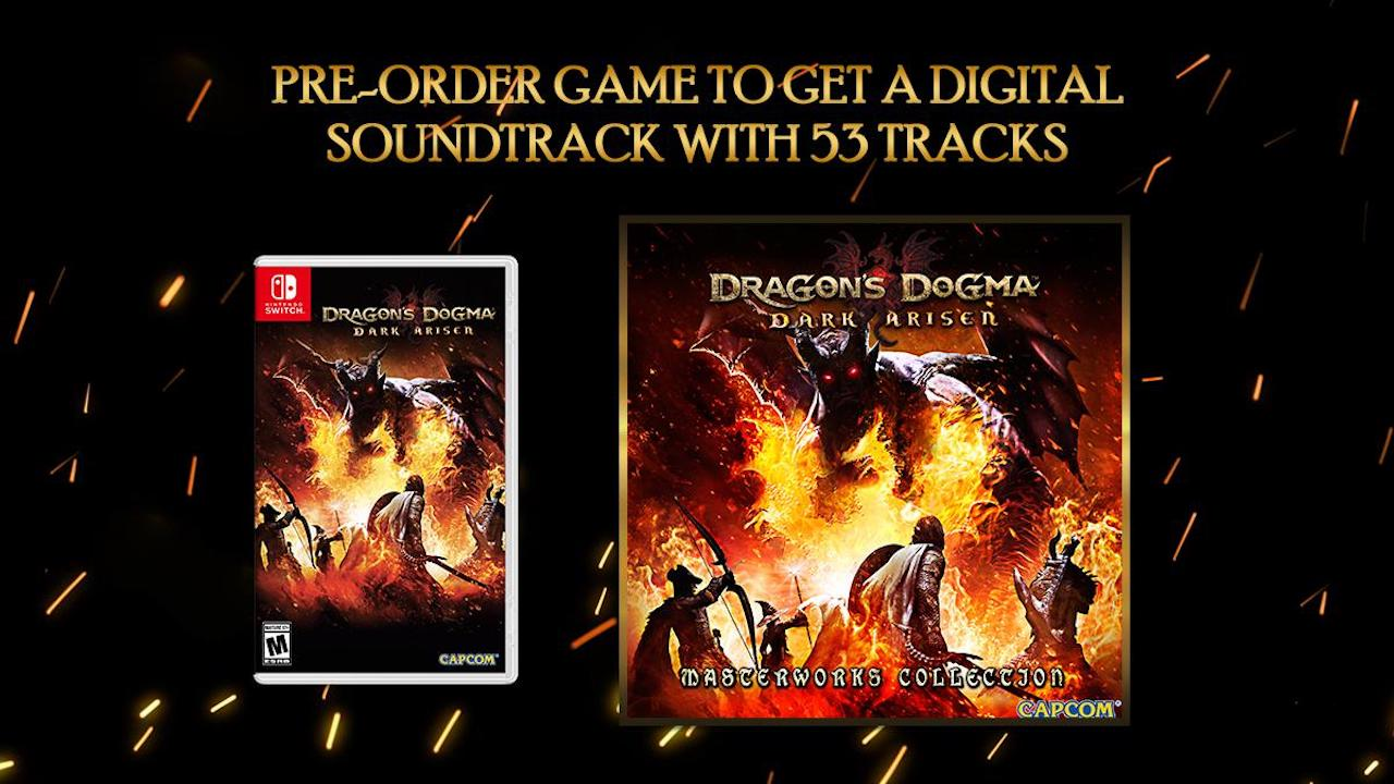 Dragon's Dogma: Dark Arisen Pre-Order Bonus Screenshot