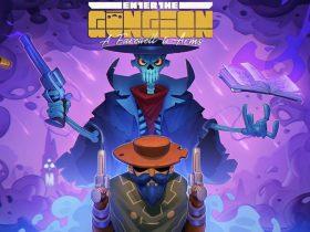 Enter The Gungeon A Farewell To Arms Key Art