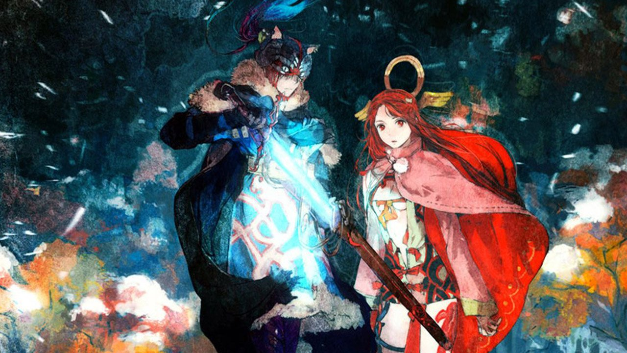 I Am Setsuna Key Art