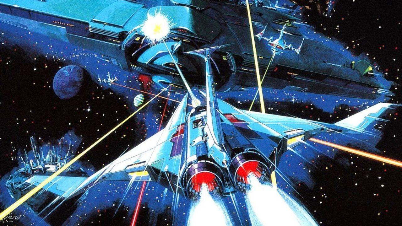 Konami Anniversary Collection: Arcade Classics Key Art