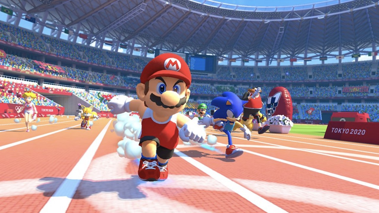 Mario And Sonic At The Tokyo 2020 Olympic Games Screenshot