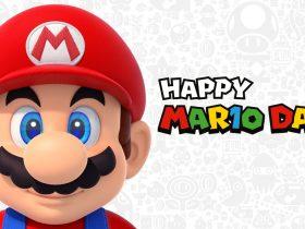 Mario Day 2019 Wallpaper