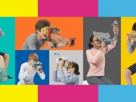 Nintendo Labo VR Kit Photos