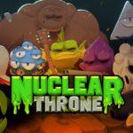 Nuclear Throne Key Art