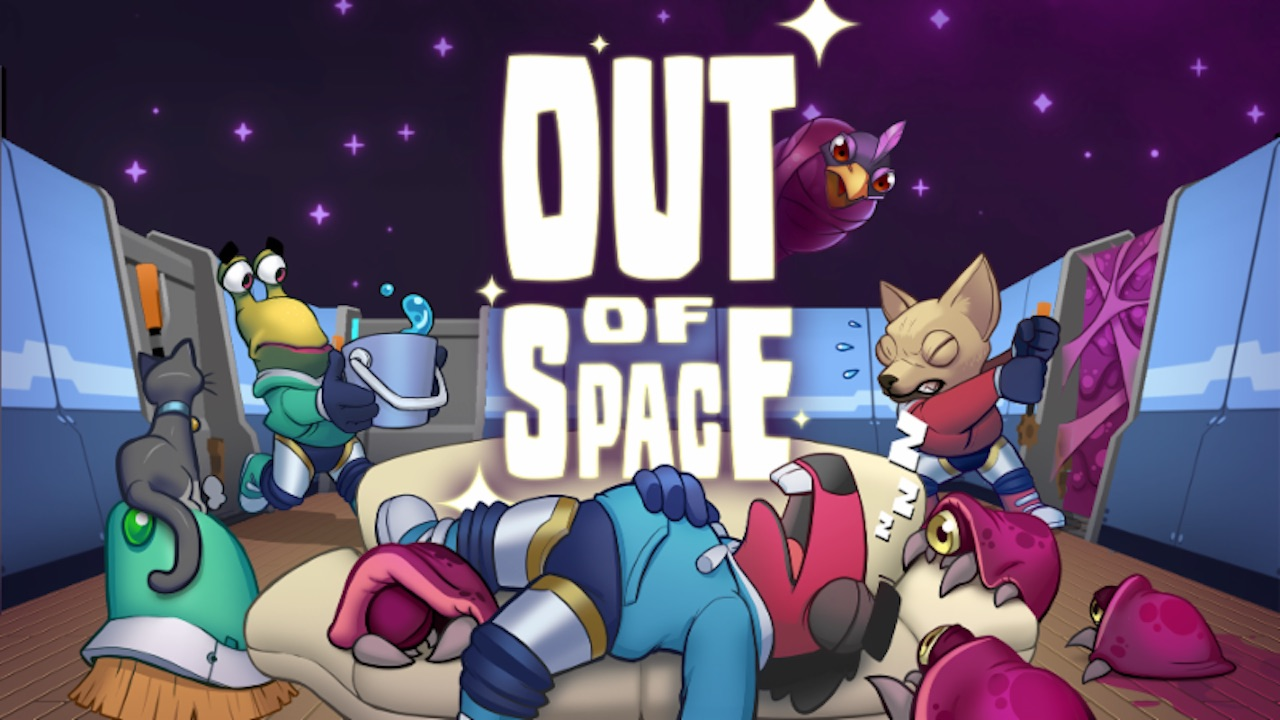Out Of Space Key Art