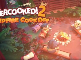 Overcooked 2 Campfire Cook Off Screenshot