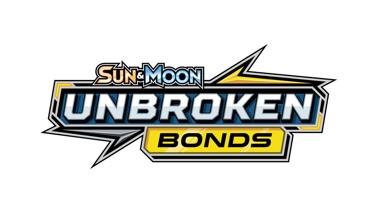 Pokémon TCG: Sun And Moon - Unbroken Bonds Logo