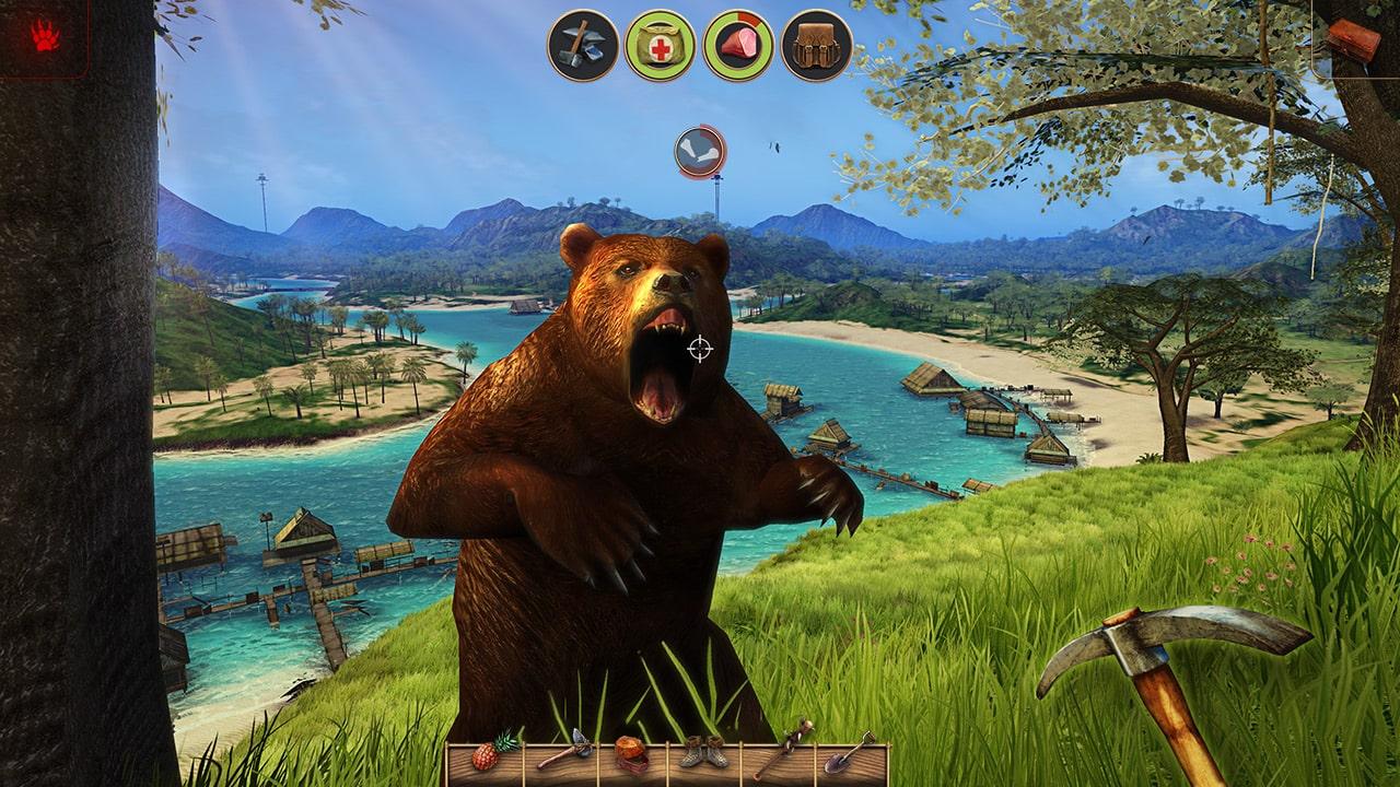 Radiation Island Review Screenshot 1