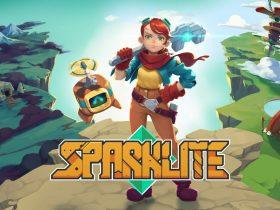 Sparklite Key Art