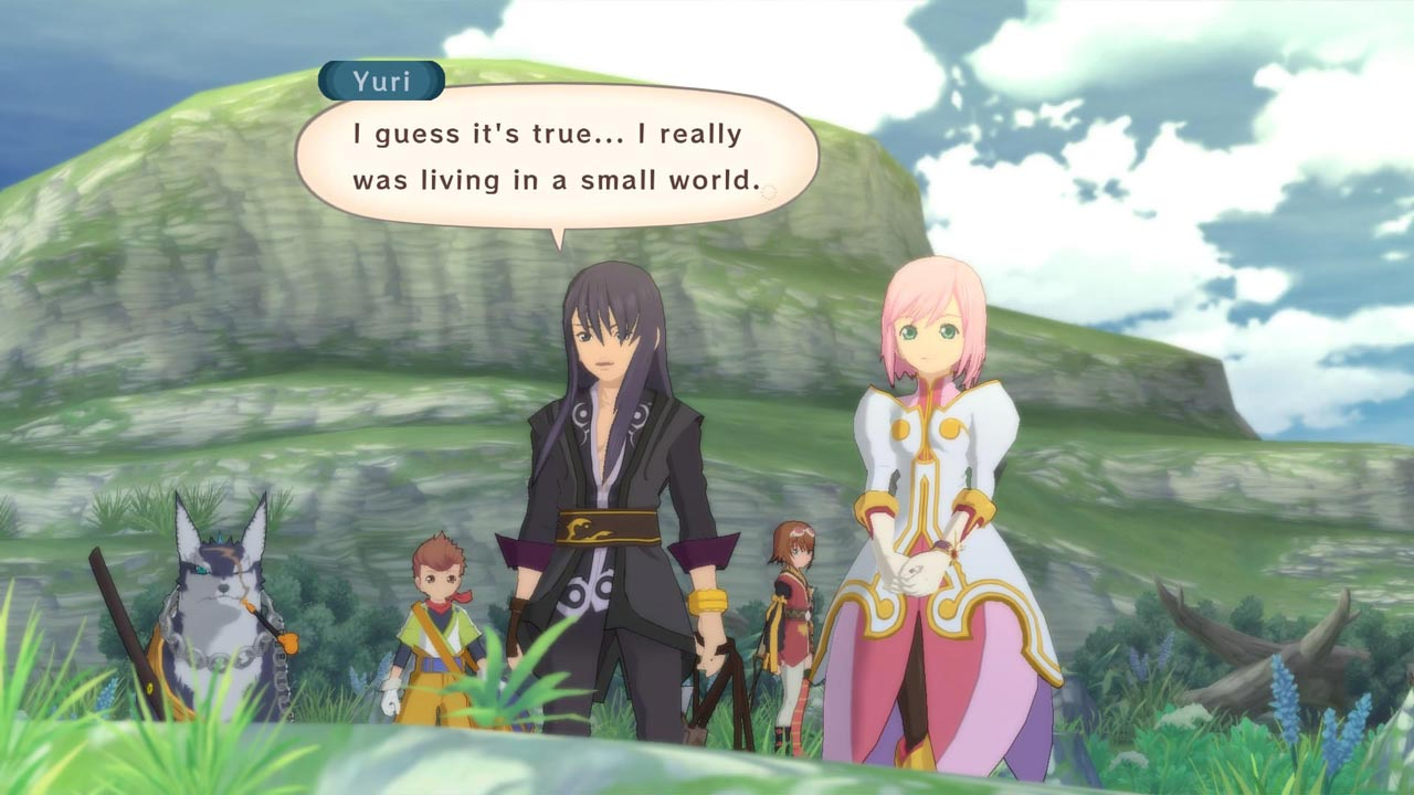Tales Of Vesperia Definitive Edition Screenshot