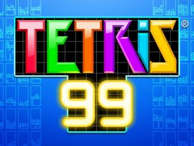 Tetris 99 Logo