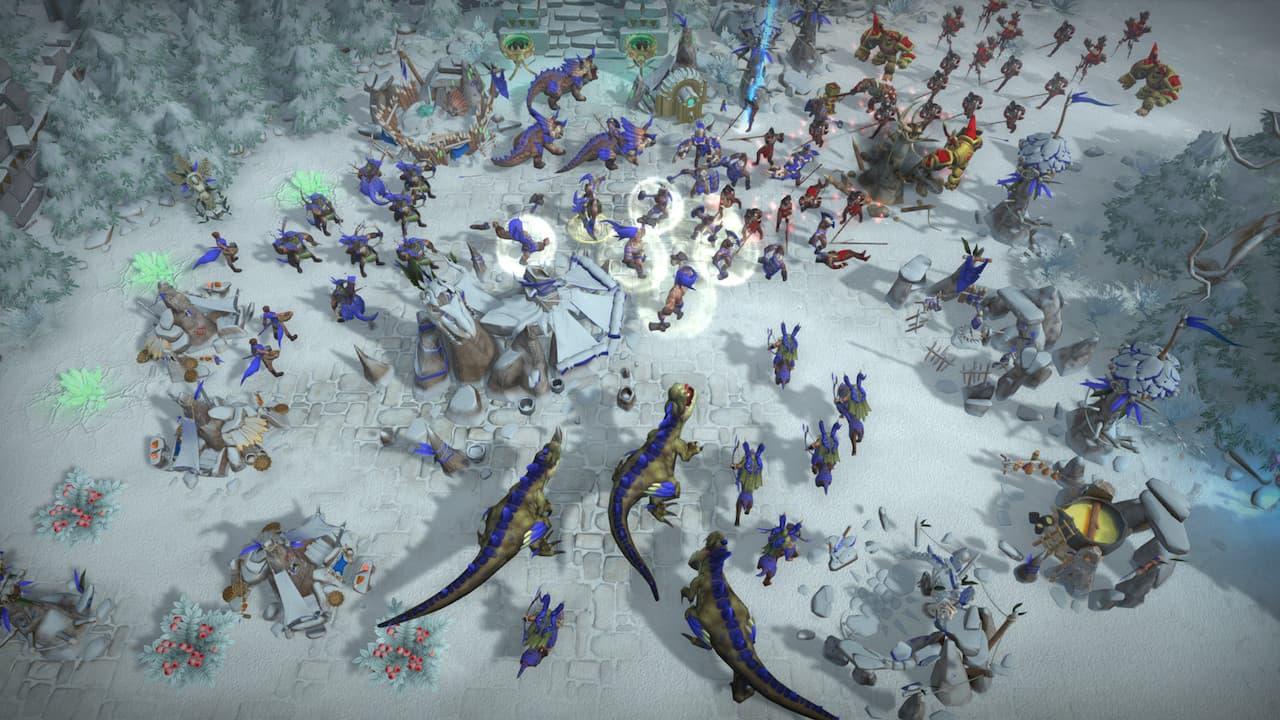 Warparty Screenshot