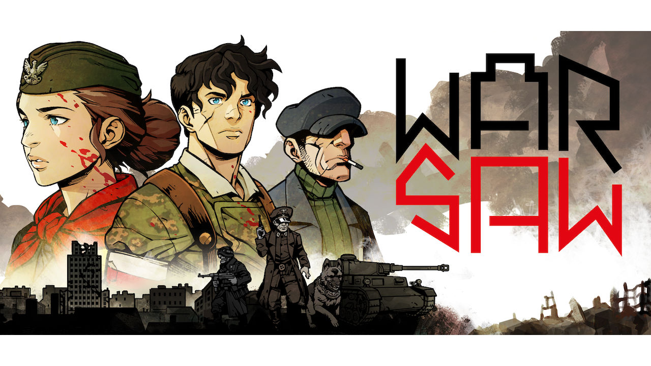 WARSAW Key Art