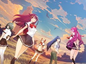 WorldEnd Syndrome Key Art
