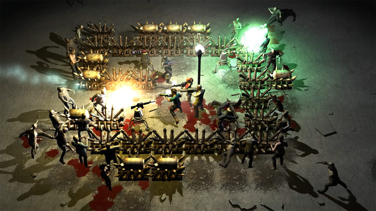 Yet Another Zombie Defense HD Switch Screenshot