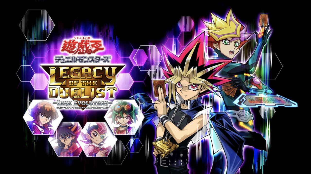 Yu-Gi-Oh! Legacy Of The Duelist: Link Evolution Image