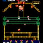 Arcade Archives Donkey Kong 3 Screenshot