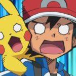Ash Pikachu Shocked Screenshot